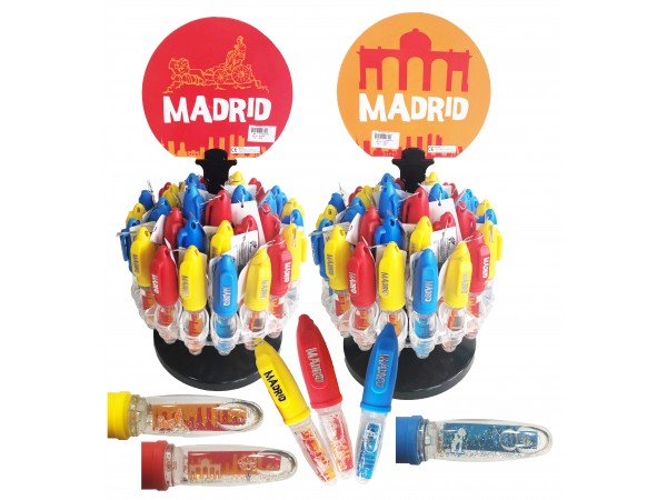 BOLIGRAFO MADRID